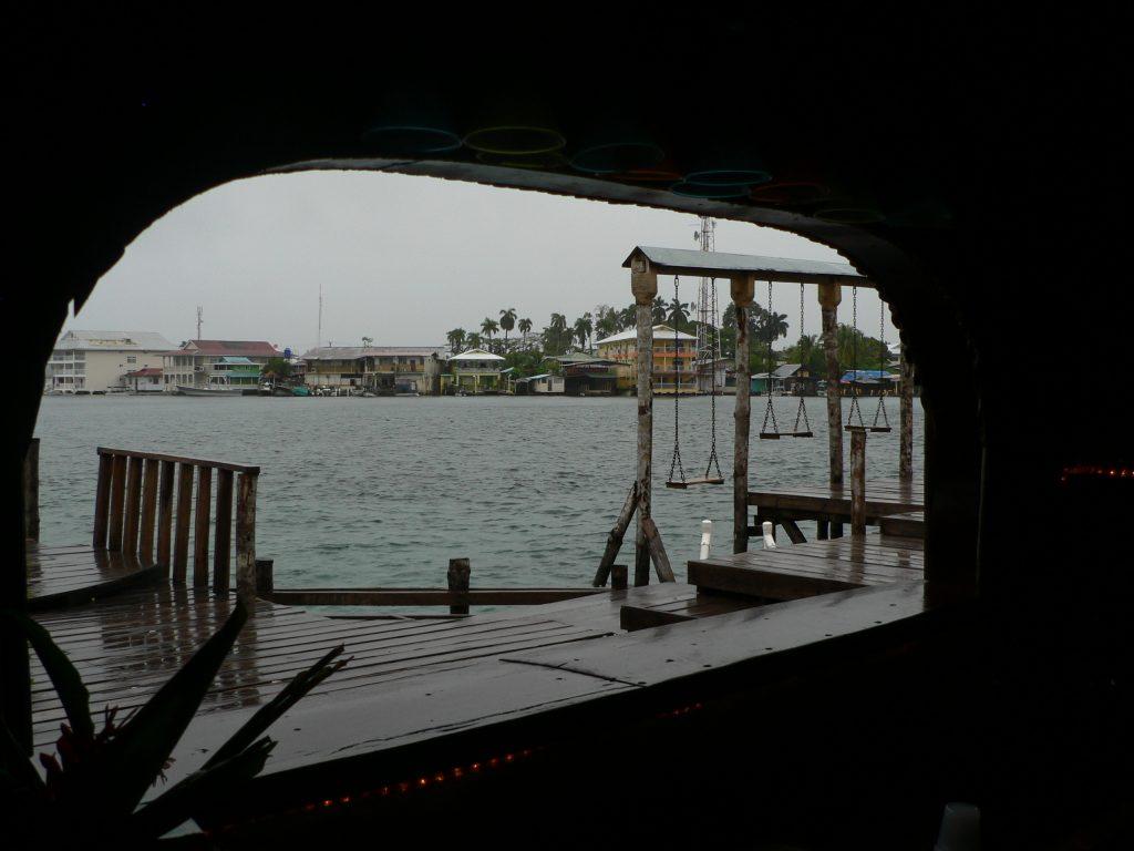 Living on the islands of Bocas del Toro