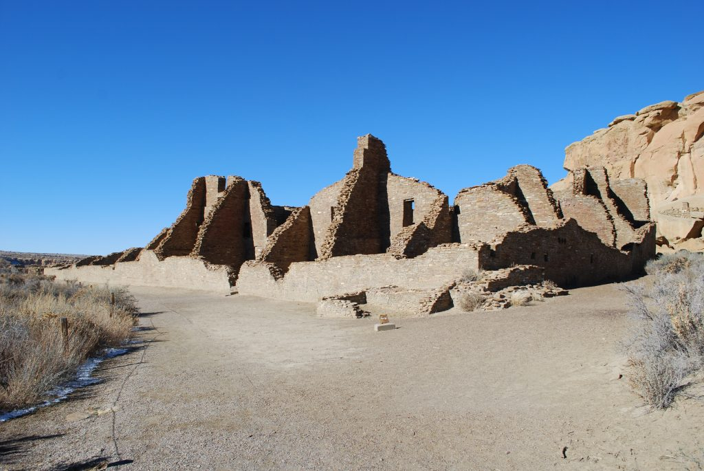 Chaco Culture National Historical Site