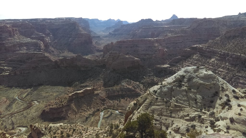 The Wedge, aka Little Grand Canyon, San Rafael Swell